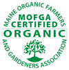 Certified Organic by MOFGA